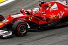 Derrotado por Bottas, Vettel lamenta travada na curva 1