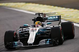 F1 练习赛报告 巴西大奖赛周五练习:汉密尔顿拒绝松懈,高居首位