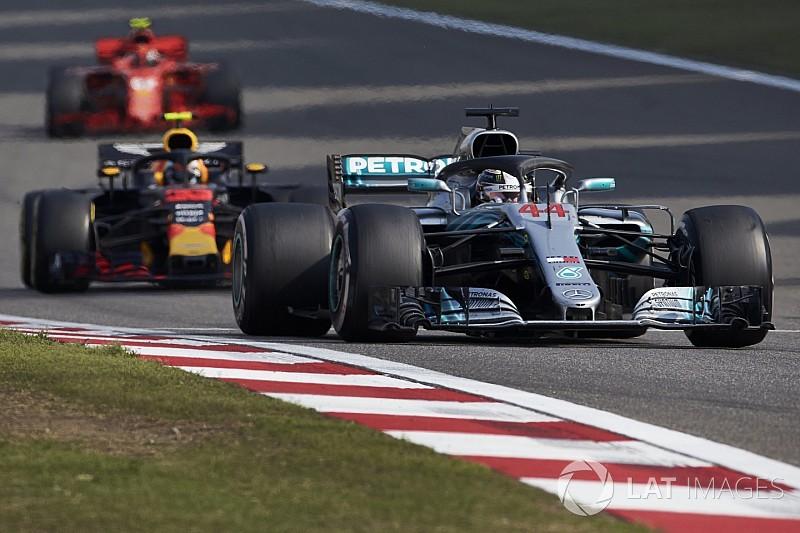 Lewis Hamilton: Mercedes nur noch zweit- oder drittschnellstes Team
