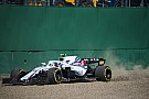 Williams reveals cause of aero stall woes