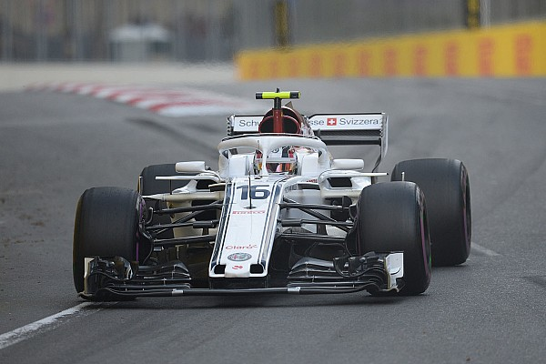 Formula 1 Leclerc had to ditch GP3/F2 style for F1 breakthrough
