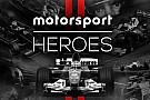 General A Senna film írója is részt vesz a Motorsport Heroes készítésében