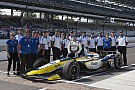 IndyCar Carlin drivers proud of starting top 20 with rookie IndyCar team