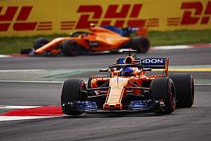 Alonso: Büyük takımlar McLaren'a kıyasla farklı bir ligde