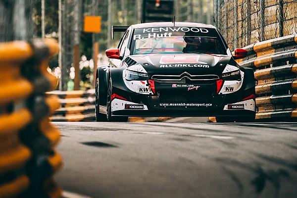 Macau WTCC: Huff, Michelisz'i geçti, pole pozisyonunu aldı