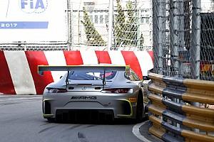GT Reporte de calificación Dominio de Mercedes en Macao con Juncadella segundo