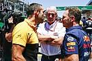Red Bull, Renault ile parça krizinin geride kalmasını umuyor