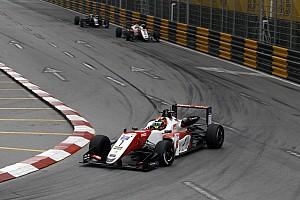 F3 Yarış raporu Macau GP: Ilott, Eriksson'ı geçerek sıralama yarışını kazandı