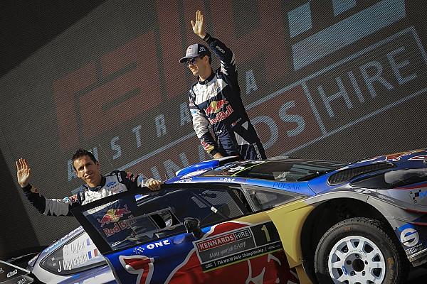 WRC Важливі новини Фотофакт: Ож'є розпочав підготовку до Ралі Монте-Карло 2018