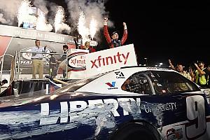 NASCAR XFINITY Crónica de Carrera Custergana gana, pero Byron es el nuevo campeón de Xfinity