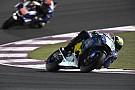 MotoGP Morbidelli's Qatar debut pace