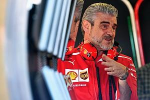 Ferrari sur Mekies :