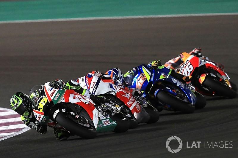 Crutchlow: Balapan Qatar jadi bukti MotoGP ajang terbaik