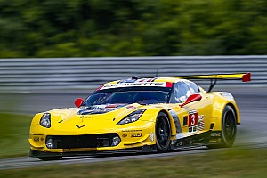IMSA Qualifying report Lime Rock IMSA: Garcia takes sub-50sec pole for Corvette