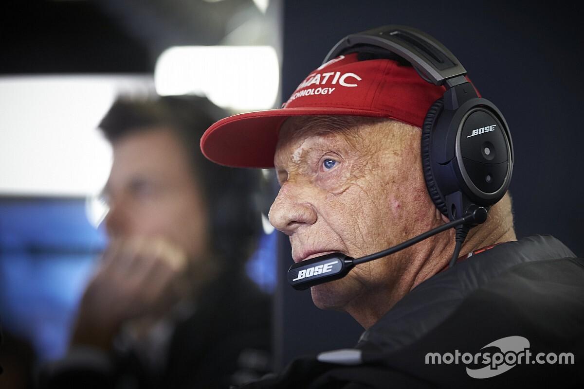 Лікар заборонив Лауді летіти на першу гонку сезону Ф1 у Мельбурні