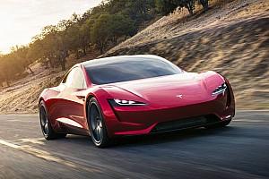 Auto Actualités Un mode pour un Tesla Roadster encore plus rapide que prévu