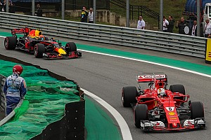 Formula 1 Top List Brazilian GP: Starting grid in pictures