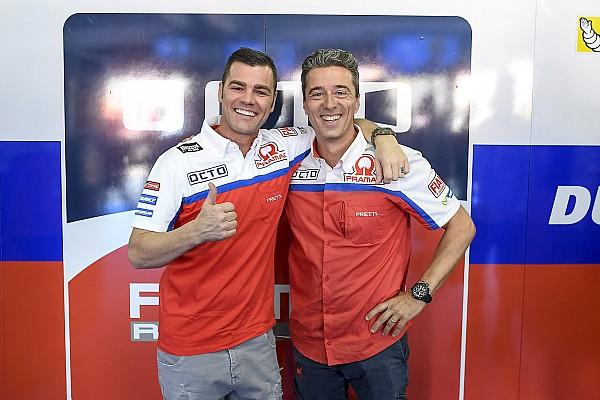 Fonsi Nieto revient en MotoGP, en tant que coach