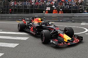 Formel 1 Monaco 2018: Red Bull wird Favoritenrolle gerecht