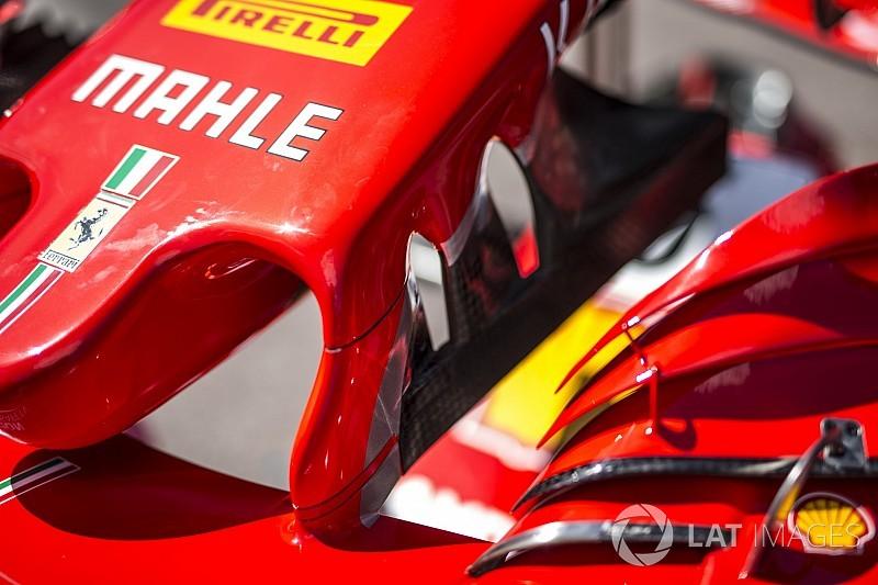 GALERÍA TÉCNICA: las novedades de los F1 en Monte Carlo