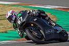 Moto2 Primi giri a Valencia per la Kalex con il motore Triumph