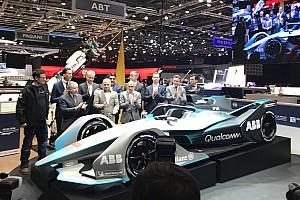 Formel E News Genf: Neues Formel-E-Auto im Fokus der Öffentlichkeit