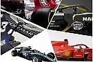 Formula 1 Galeri: Her açıdan 2018 F1 araçları
