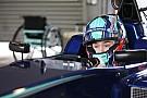 British F3 Billy Monger a repris le volant d'une monoplace