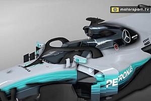 F1 Análisis VIDEO: el efecto del Halo en los coches de F1