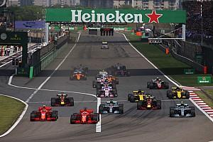 Formula 1 Breaking news F1 naikkan batas bahan bakar, pembalap bisa lebih agresif