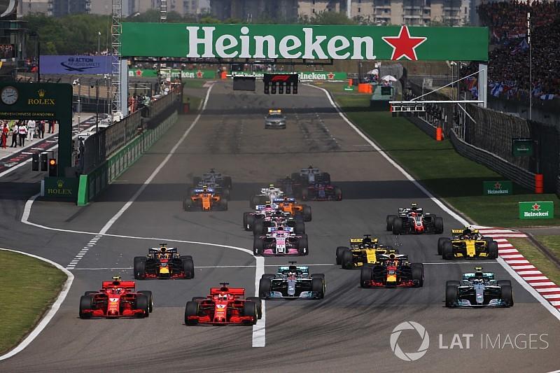 F1 naikkan batas bahan bakar, pembalap bisa lebih agresif