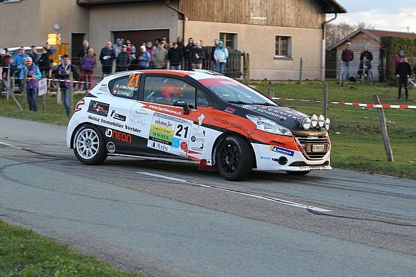 Rallye suisse Résumé de course Championnat Suisse Rallye Junior, Michellod et Fellay ont fait sensation