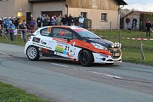 Schweizer rallye Rennbericht Schweizer Junioren Rallyemeisterschaft: Michellod und Fellay sorgen für Aufsehen