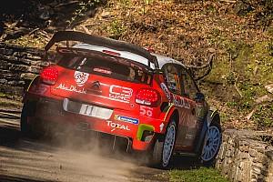 Citroën lleva un nuevo eje trasero al Rally de Argentina