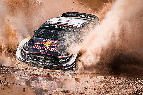 WRC レグ・レポート WRC第7戦イタリア金曜:オジェが首位発進、上位陣にトラブル相次ぐ
