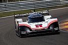 WEC Porsche'nin LMP1 aracı, Hamilton'ın Spa F1 tur rekorunu kırdı!