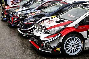 Fotogallery WRC: ecco le line up dei team per il Rally di Monte-Carlo 2019