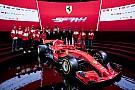 Формула 1 Відео: основні факти з презентації Ferrari 2018 року