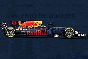 Forma-1 Elemzés Red Bull RB13 Vs. Red Bull RB14: oldalnézetből a különbségek