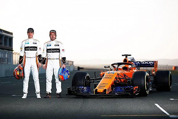 F1 速報ニュース シャシーに妥協しなかったマクラーレン「MCL33はシンプルで機能的」