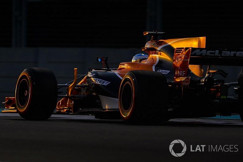 McLaren a surmonté le casse-tête de l'installation du moteur Renault