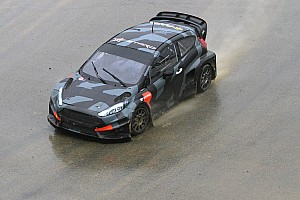 World Rallycross Breaking news Ma to make World Rallycross debut in Barcelona