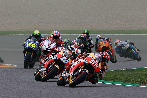 MotoGP Marquez never expected to lead points heading into summer break
