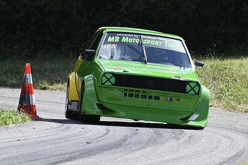 Slalom Chamblon: Martin Bürki imprendibile nella Classe E1.