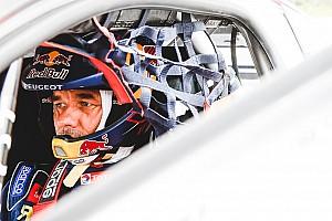 World Rallycross Résumé de qualifications Loeb remporte la première manche en Suède