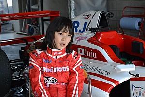 Formula 4 Actualités À 11 ans, elle bat déjà un record en Formule 4