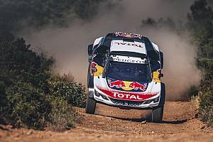 Дакар Новость Видео: Peugeot тестирует новую машину для «Дакара»