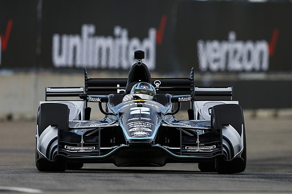 IndyCar Penske drivers admit they couldn't race Rahal in shootout