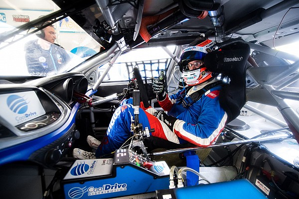 Supercars Breaking news Ipswich Supercars: Hazelwood tops co-driver practice