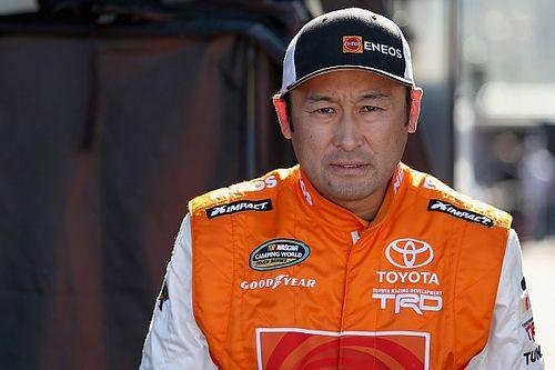 【NASCAR】尾形明紀、約940万円相当のトレーラー等を盗まれる